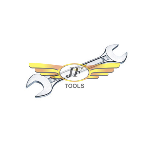 Double Open Ended Jaw Spanner – Recessed Panel