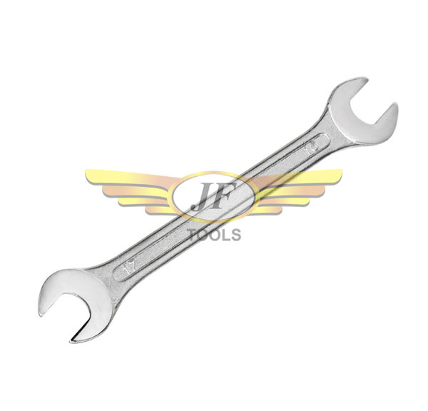 Double Open Ended Jaw Spanner – Long Pattern