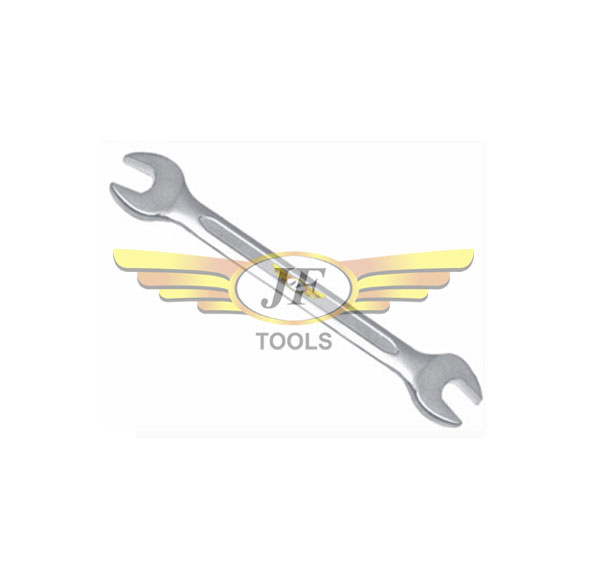 Double Open Ended Jaw Spanner – Press Panel (Cold Stamped)